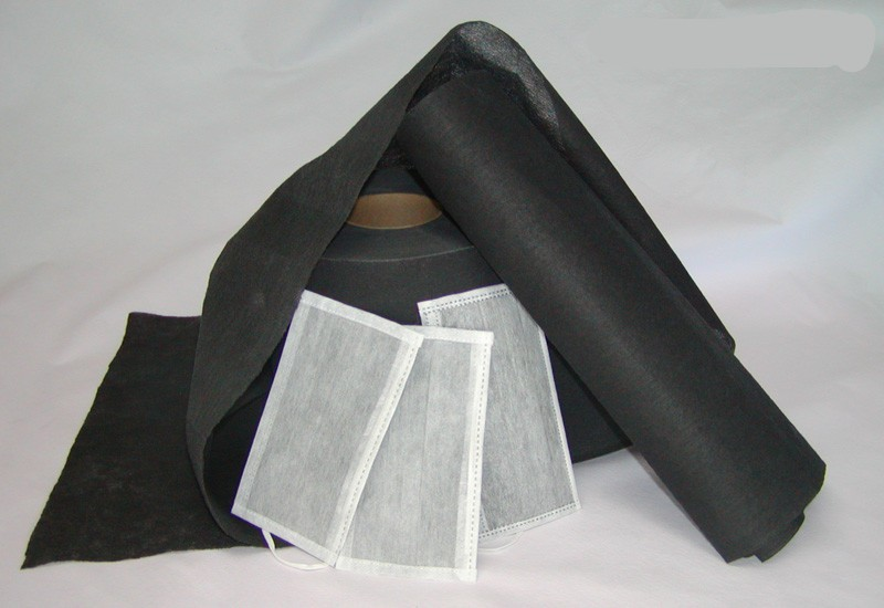 Absorbent Waterproof Activated Carbon Non-woven Fabrics ...