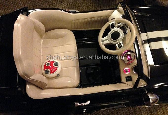 Mustang La Plastique Pour Voitures De En Les Pas À Cher Enfants Rc Voiture Jouet Conduite Miniatures Buy UzSMpV