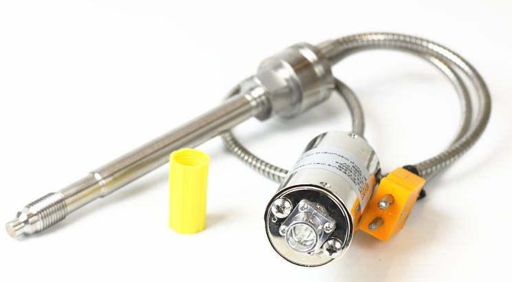 melt pressure sensor transmitter