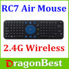 2.4G Remote Control K100BT Air Mouse Wireless Keyboard + Voice for XBMC Android Mini PC TV Box
