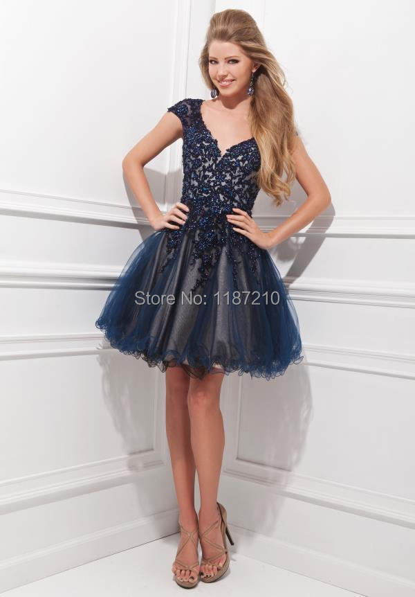 13387efcffd NAVY BLUE HOMECOMING DRESSES - Omenas Benen