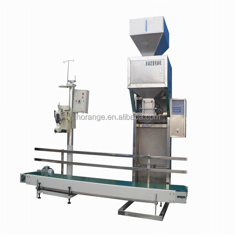Rice sugar semi-automatic packing machine