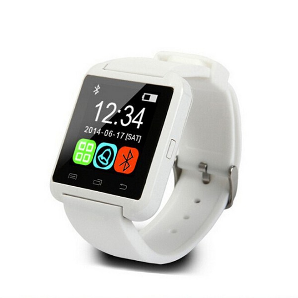 No Camera Waterproof Android Watch Phone Connect With Smartphone By Bluetooth