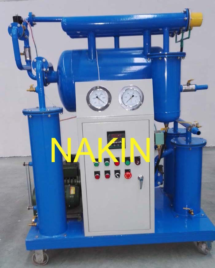 ZY High Efficiency Vacuum Insulating Oil Purifier
