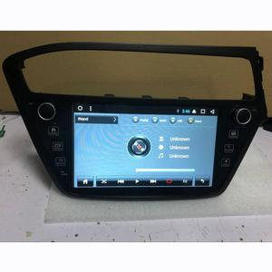 android 8 for hyundai i20 2018 left peptide and right peptide i20 android  car media player with radio gps navigation multimedia