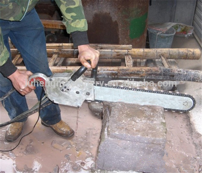Hydraulic Hand Hold Marble Chain Saw Made In China