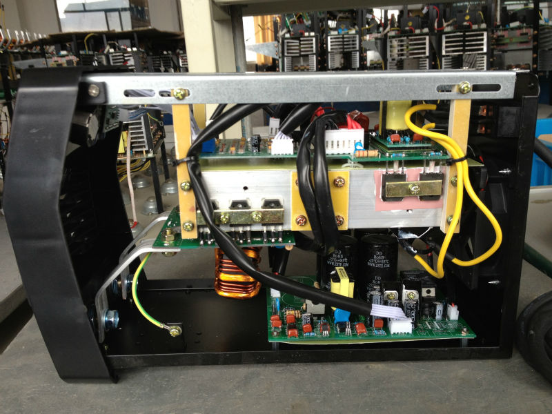 Miller Arc Welder >> Automatic Miller Arc 200 Mosfet Inverter Welding Machine