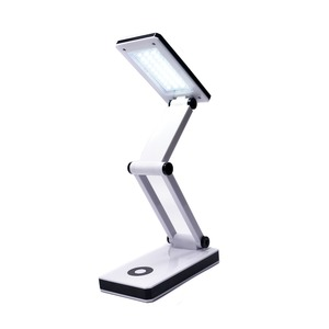 New style 30SMD lights study desk lamp portable bedside reading rechargeable Led table lamp