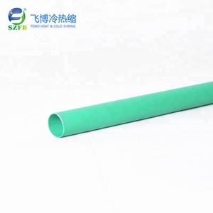 medium voltage insulation busbar heat shrink sleeves for fuel line
