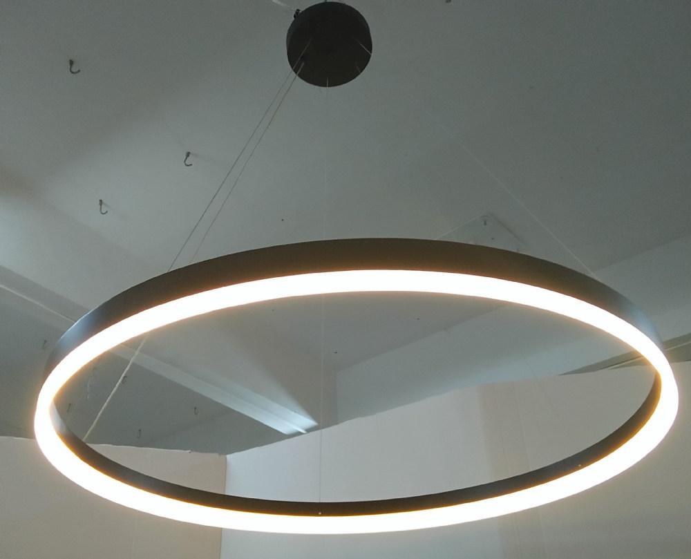 Big Circle Led Pendant Light - Buy Led Pendant Light,Circular Led ...