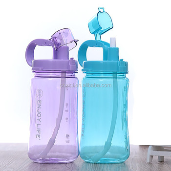 Herbalife Large 2l Water Bottle Bpa Free Plastic Tritan Material Space Cup  With Handle Strap - Buy 1/1 5/2 Liters Bpa Free Plastic Water Bottle With