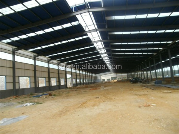 anti-seismic special offer steel structure industrial building