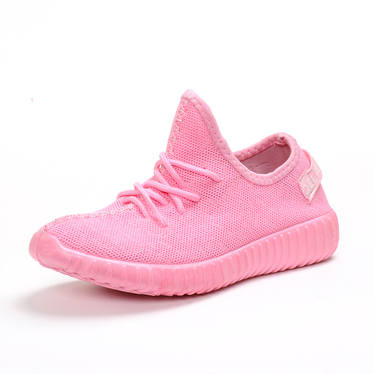 2017 breathable yeezy 350 sparx children school sports shoes for women