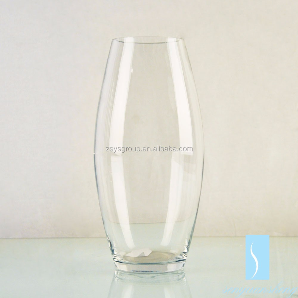 Стеклянные вазы для цветов оптом купить