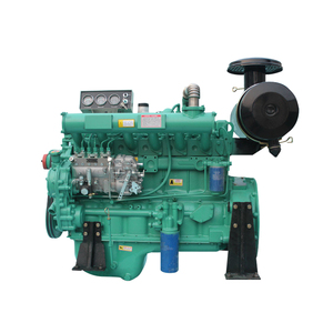 100hp 70kw 6 cylinder water cooled diesel engine for water pump