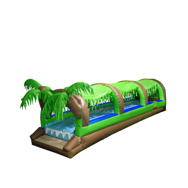 PVC inflatable slip n slide surfing water slide for adult A4009