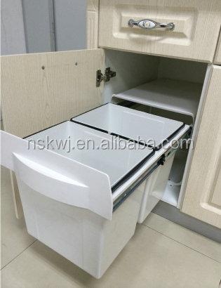 Keukenkast Vierkante Plastic Vuilnisbak Buy Plastic Vuilnisbakgescheiden Afval Binkeuken Afval Bin Product On Alibabacom