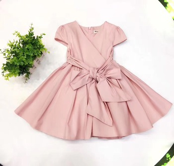004e292cf353 2017 Big Bow Casual Dress Philippines Party Summer Frock Design V ...
