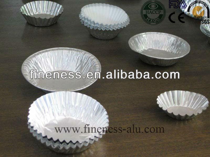 Aluminium Foil Cake Cup