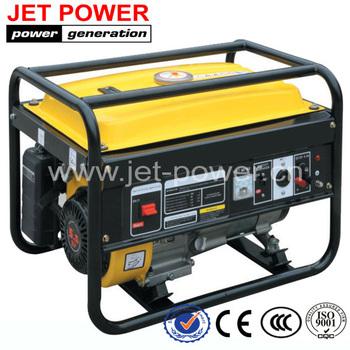 EP4000 3,000 Watt Super Quiet Gasoline Powered Electric Start Honda  Generator