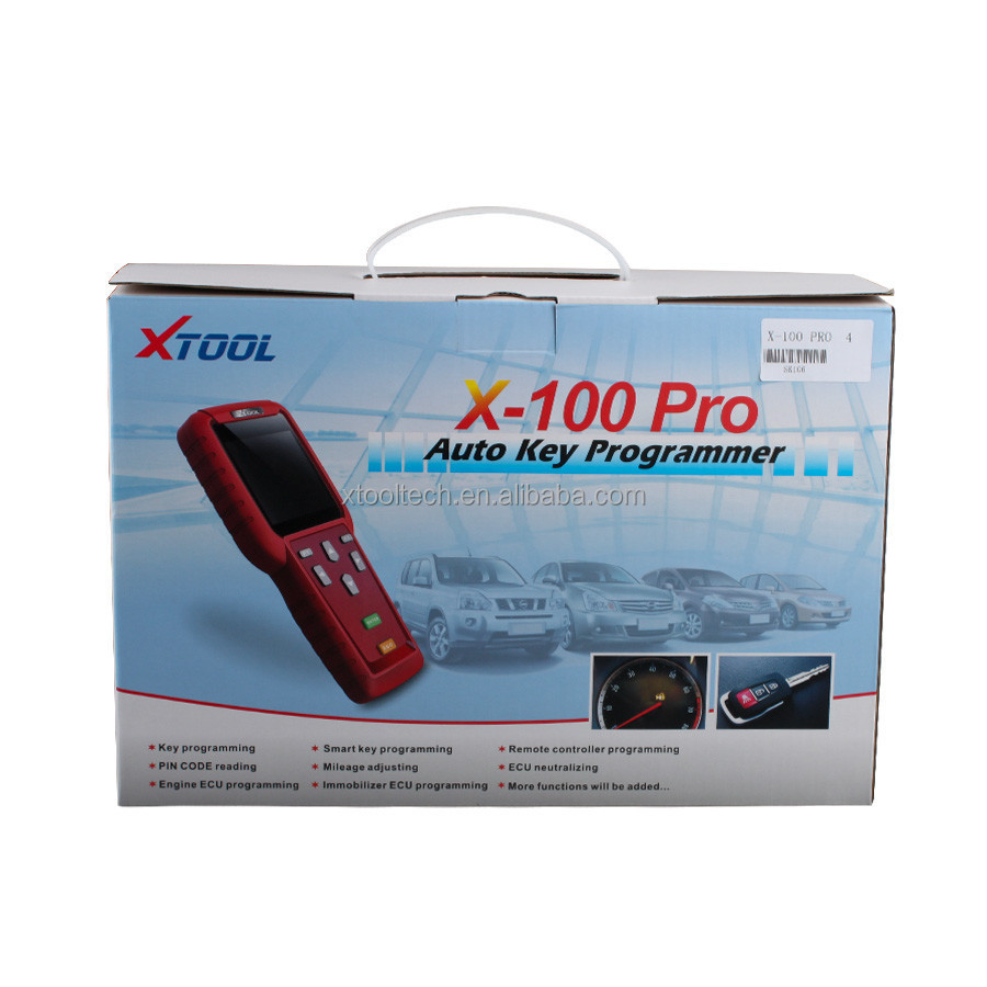 Xtool X100 PRO X-100 X 100 PRO Auto Key Programmer X100+ X100 Plus X100 Programmer Updated Version Coverage Asia Europe America