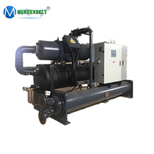 Best Price Plastics And Rubber Use 80Tr Water Cooled Chilling Machine / Water Cooled Industrial Chiller