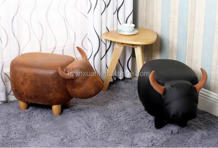 Marvelous Hw1A9418 Cheatpest Price Fast Shipment Hot Popular Pu Leather Indian Cow Ottoman Foot Stool Cow Leather Pouf Stool In Wood Legs Buy Cow Stools Cow Theyellowbook Wood Chair Design Ideas Theyellowbookinfo
