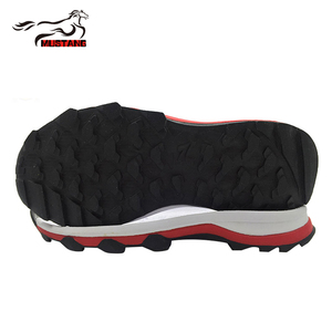 Mustang Hot selling three colors badminton external shoe soles