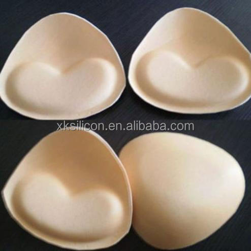Triangle Foam Self Adhesive Bra Inserts Cleavage Pad