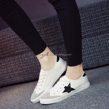monroo New design canvas shoes 2018 lady canvas sheos