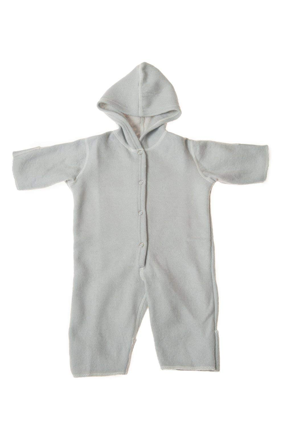 060de590e Buy LANACare Baby Overall with Hood in Organic Merino Wool in Cheap ...
