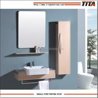 Household Modern Bathroom Cabinet Vanity Combo with Towel Rack TH9015