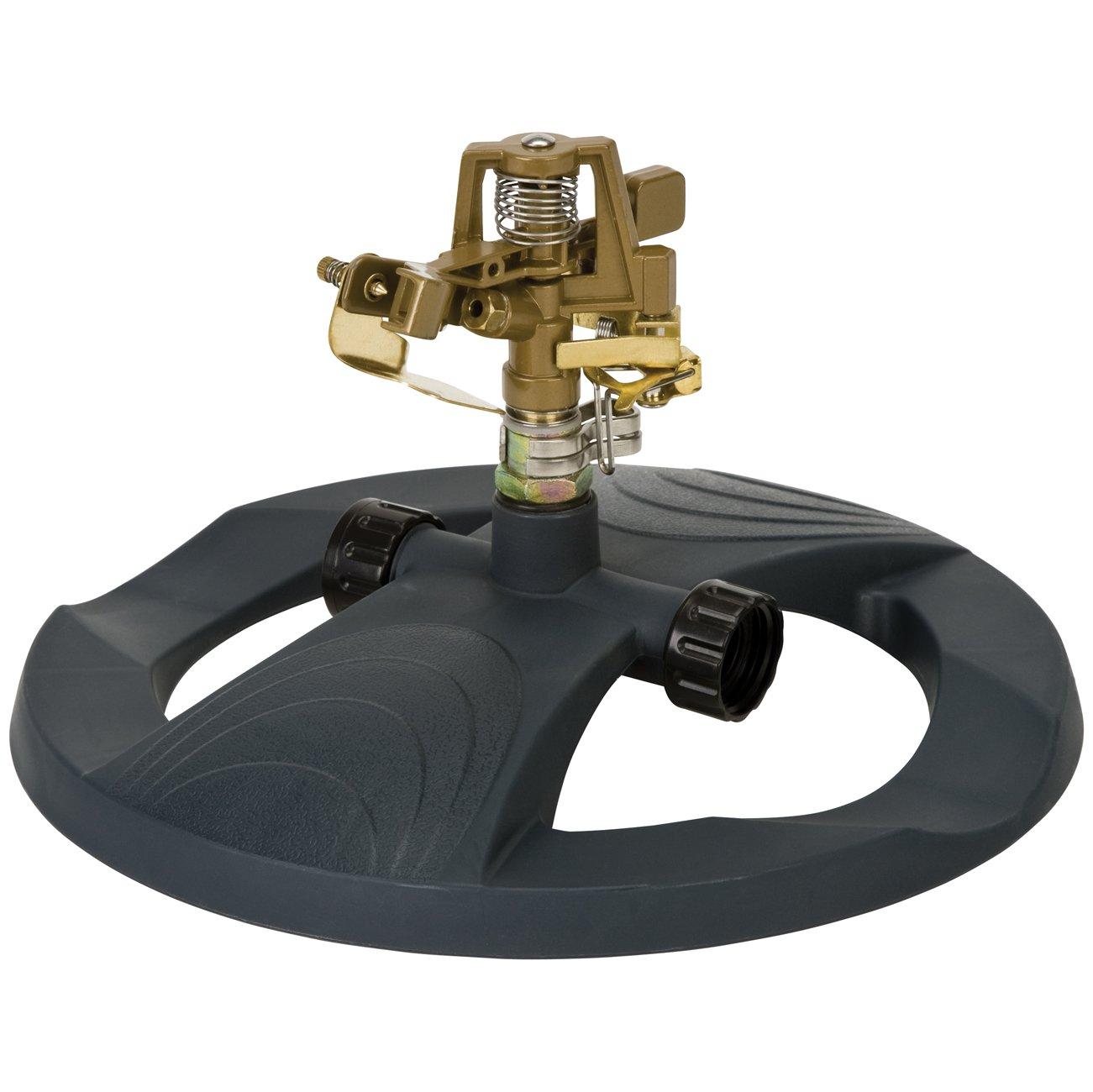 Melnor Ind Inc 9536H All Metal Pulsating Sprinkler with Step Spike