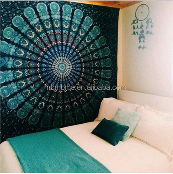 Psychedelic Tapestry Wall Hanging Ethnic Decorative Tapestry