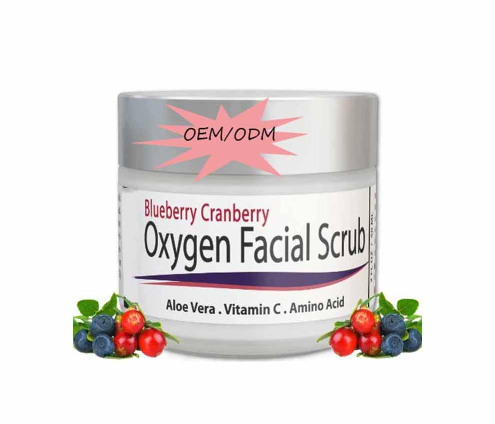 Mejor Aligeramiento Y Blanqueamiento Facial Scrub Arndano Lightening Antioxidante Cara Exfoliante Buy Con Arndanoantioxidante