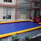 Hot selling inflatable sports arena,inflatable soapy football stadium