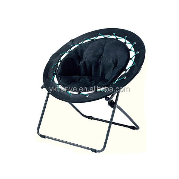 Foldable Lawn Round Bungee Chair Buy Folding Bungee
