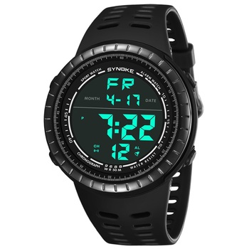 Guangzhou Custom Waterproof Wrist Watch Manufacturers Sport Digital Watch