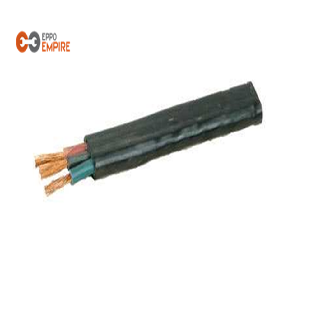 China Awg Submersible Cable Copper Core Electric Wire Mainland Electrical Wires Manufacturers And Suppliers On