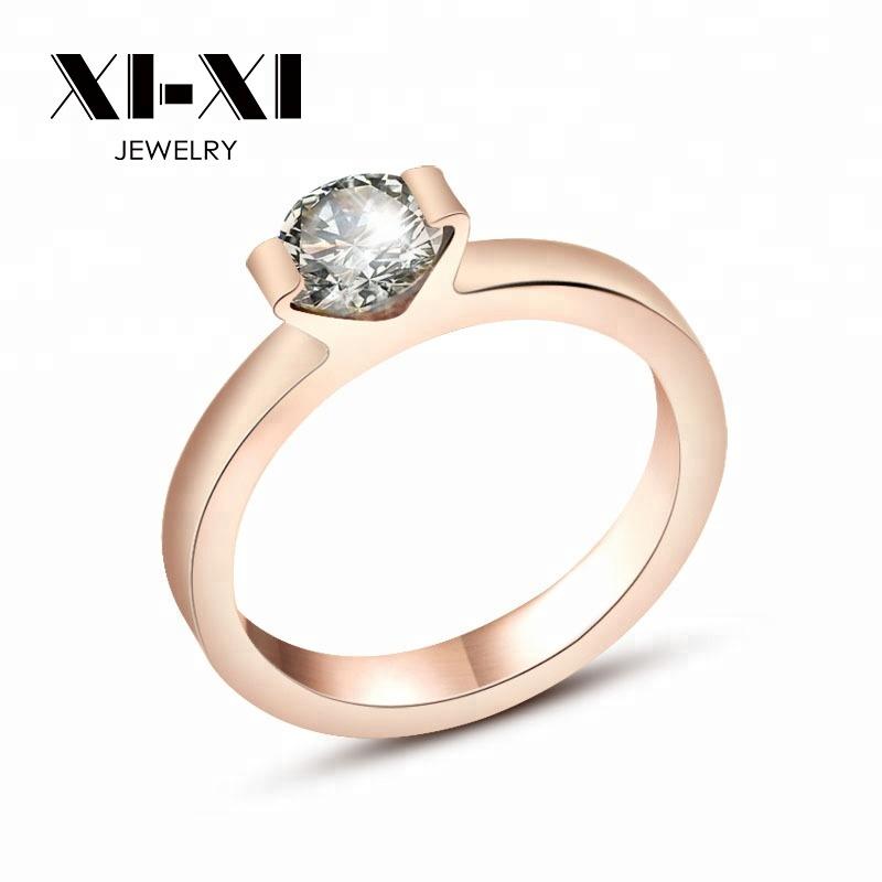 ac683c470984 Venta al por mayor pareja grabada anillo-Compre online los mejores ...