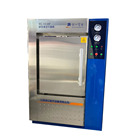 Manufacturer manufacturing large industrial double door autoclave steam sterilizer price