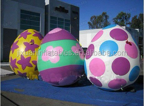 inflatable giant easter eggs