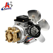 Hot oil or water circulation pump for small cooling circulating system