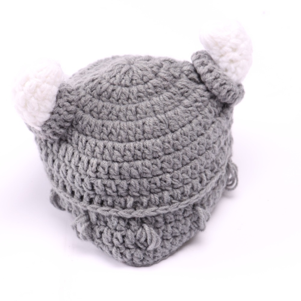 wholesale handknitting child hat crazy hats for kids