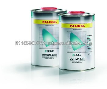 High Quality Clear Coat Acrylic Car Paint For
