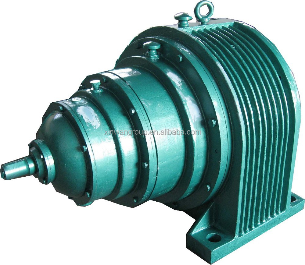 NGW series industrial planetary gearbox gear motor speed reducers