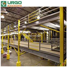 high quality steel Q235 chinese storage racking and mezzanine shelving