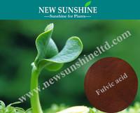 Biochemical fulvic acid in agriculture