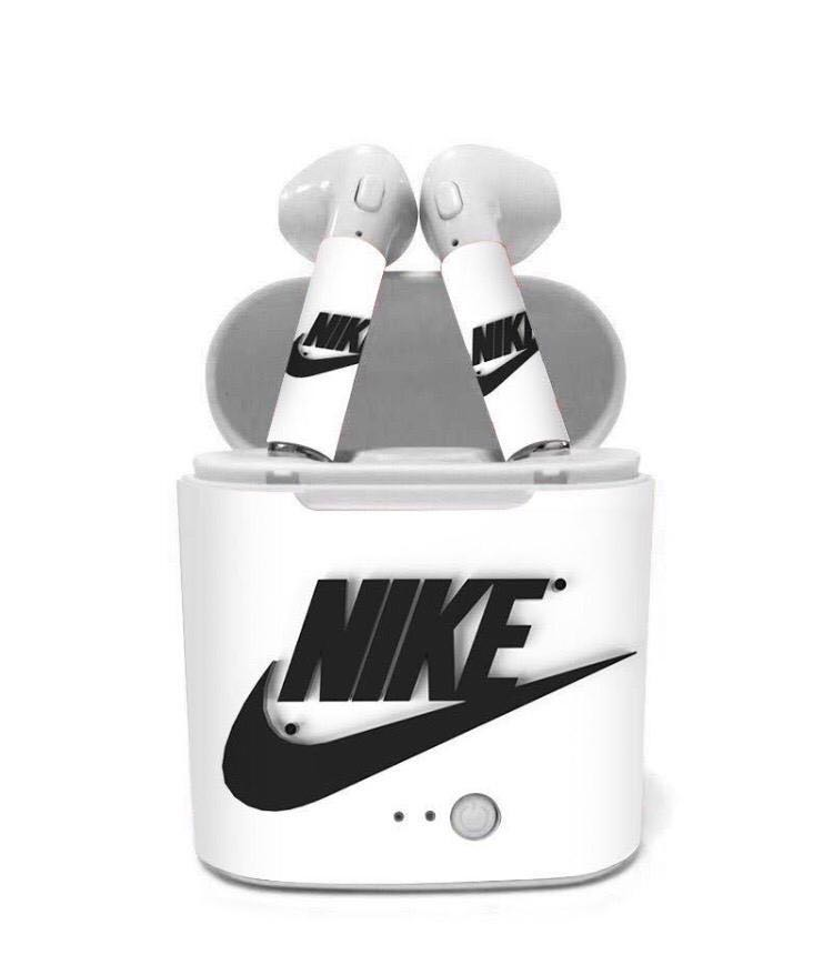 Factory Price Wireless Double Earphones Earpieces Music custom i7 s Earbuds With Charging Box