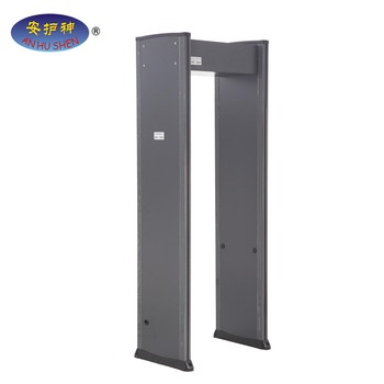 Approved CE GB15210-2003 Standard door frame metal detector manufacturers